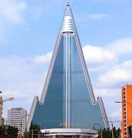 El Hotel Fantasma De Corea Del Norte